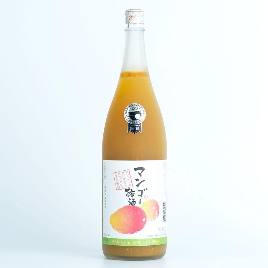 玉出泉 マンゴー梅酒