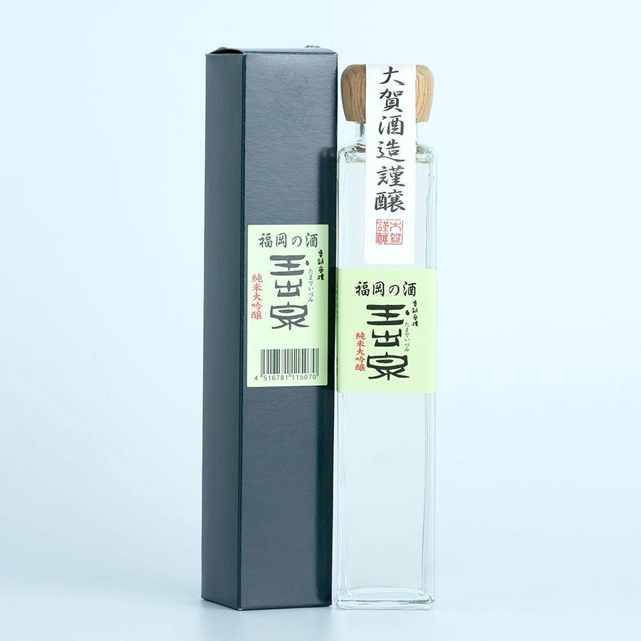「玉出泉」純米大吟醸 200ml