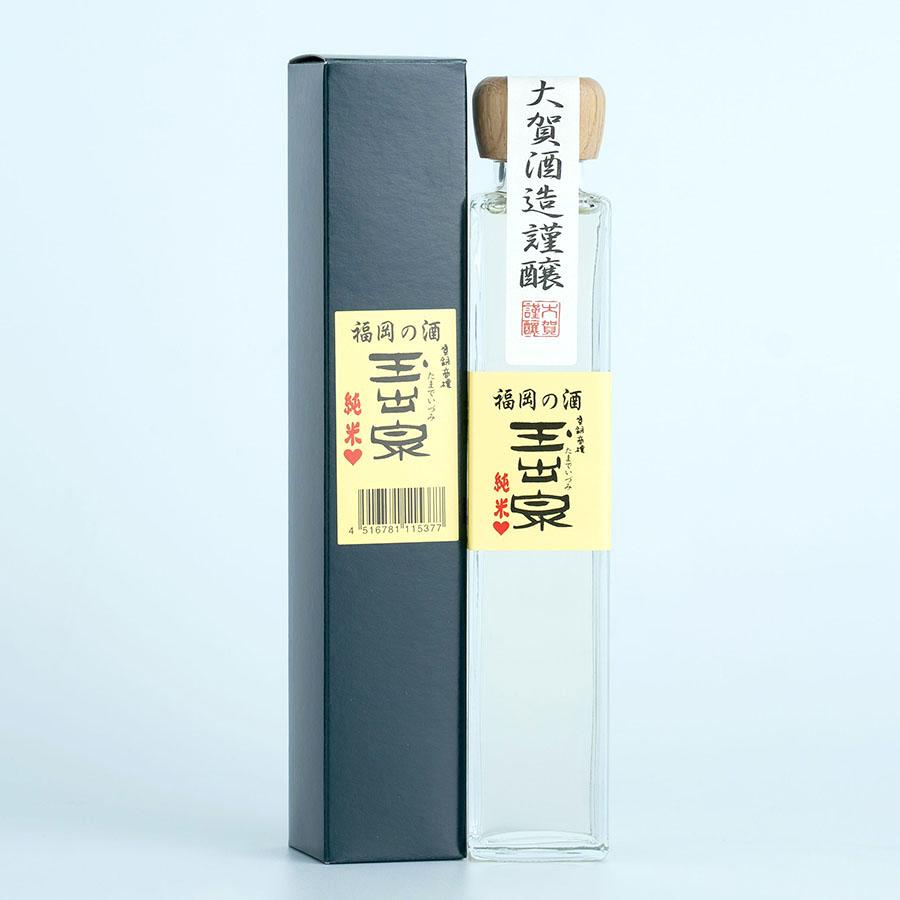 「玉出泉」純米酒 200ml