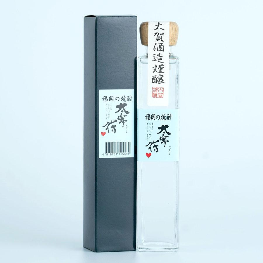 吟醸焼酎「太宰府」25度 200ml