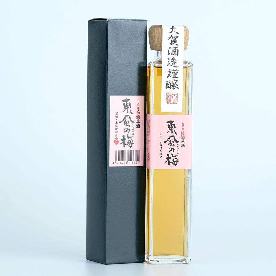 太宰府梅酒 東風の梅原酒 200ml